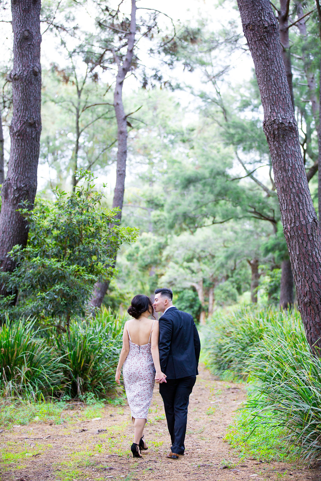 Pre-Wedding Couples Photo Session - Centennial Park - Sydney Wedding Photographer - Jennifer Lam Photography