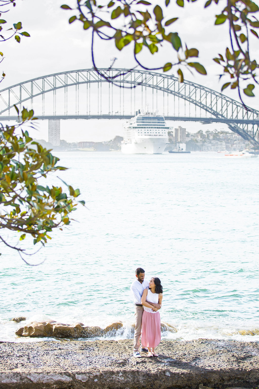 Sydney Royal Botanic Garden - Engagement - Jennifer Lam Photography (2a).jpg