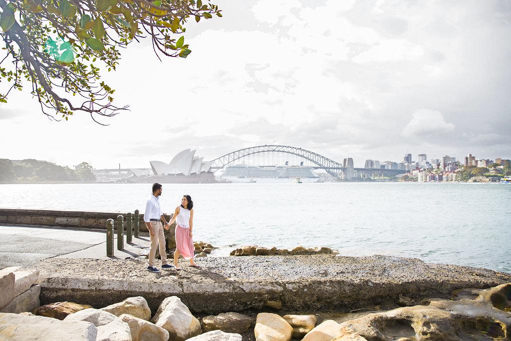 Sydney Royal Botanic Garden - Engagement - Jennifer Lam Photography (1).jpg