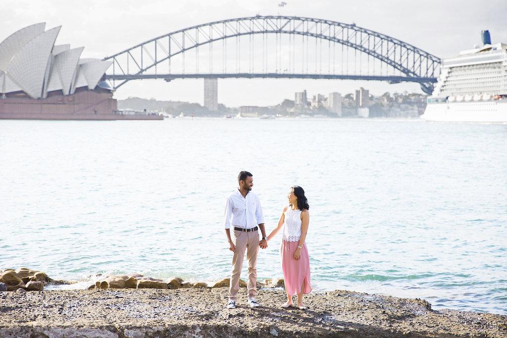 Sydney Royal Botanic Garden - Engagement - Jennifer Lam Photography (5).jpg