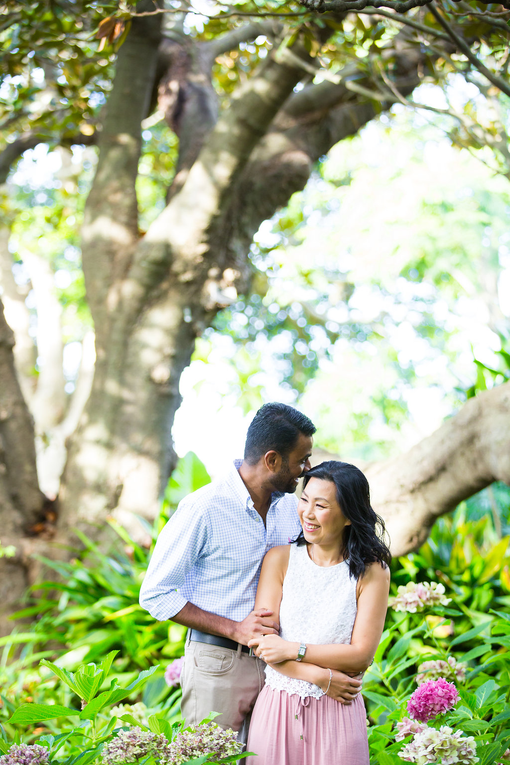 Sydney Royal Botanic Garden - Engagement - Jennifer Lam Photography (8).jpg