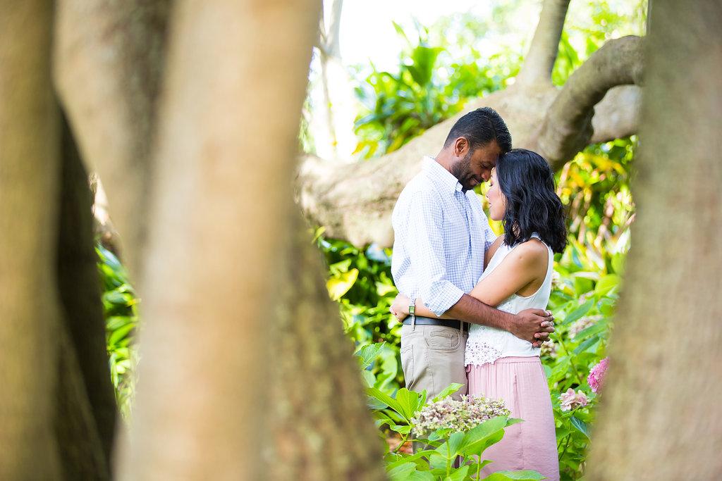 Sydney Royal Botanic Garden - Engagement - Jennifer Lam Photography (9).jpg