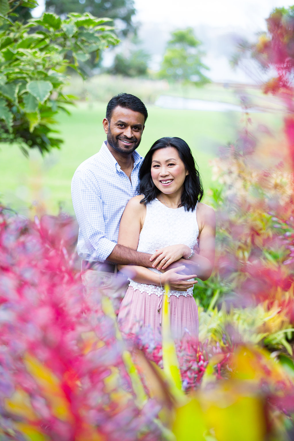 Sydney Royal Botanic Garden - Engagement - Jennifer Lam Photography (14).jpg