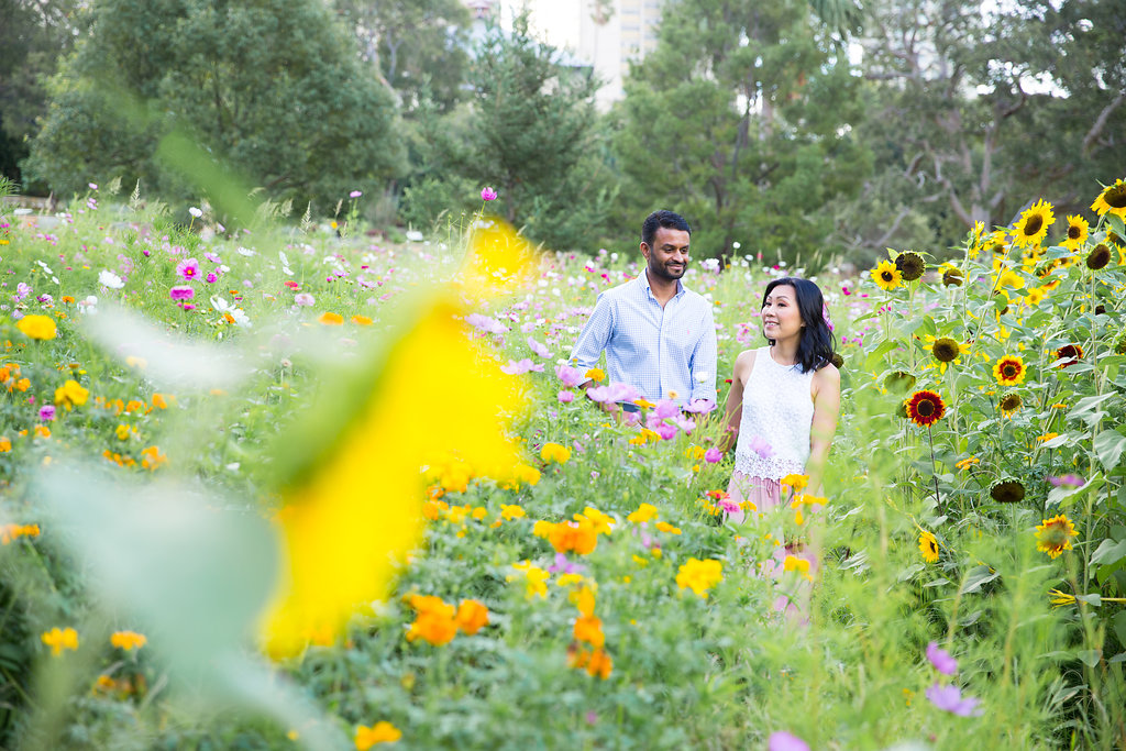 Sydney Royal Botanic Garden - Engagement - Jennifer Lam Photography (25).jpg