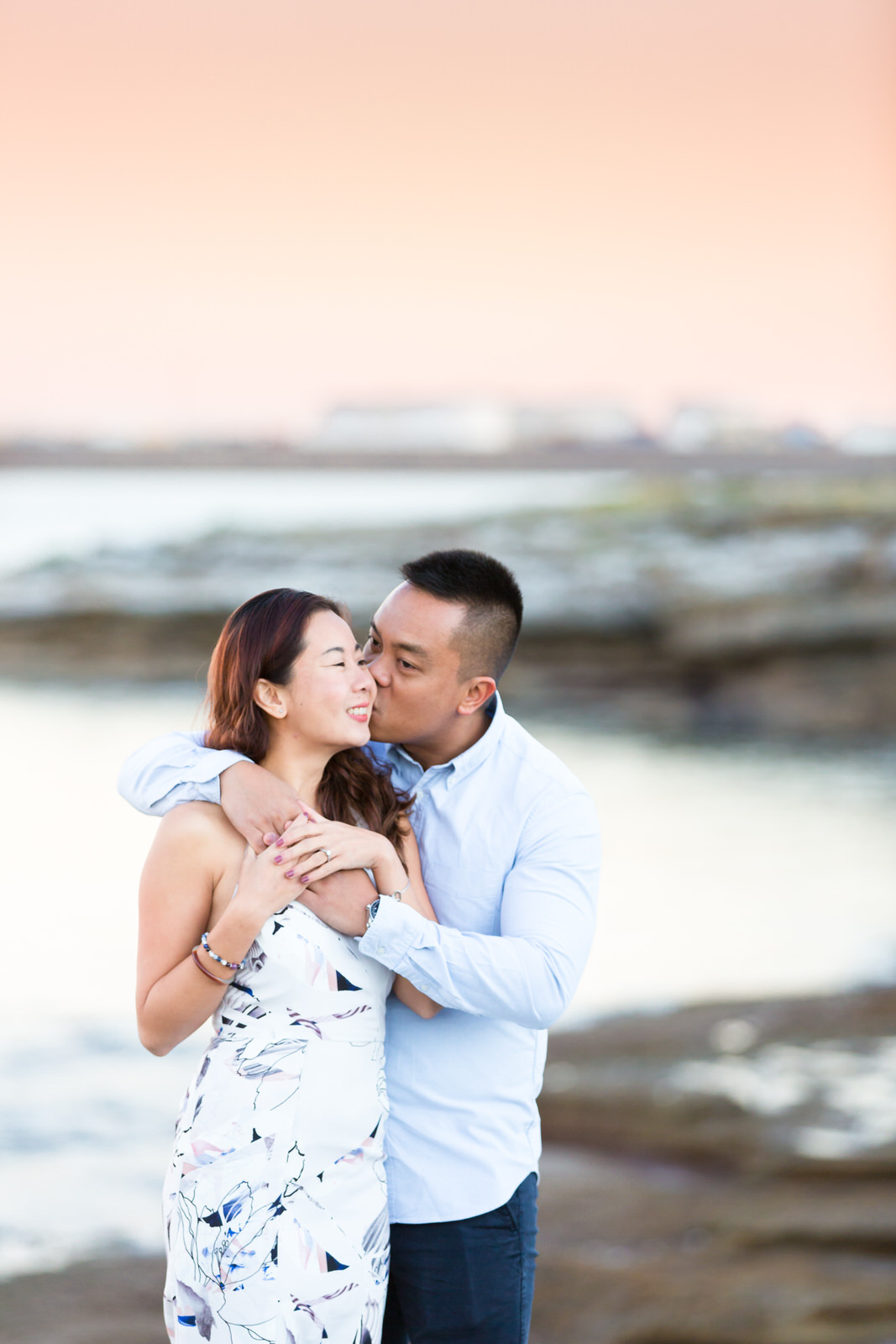 Sydney Engagement Pre-Wedding Photography Session - Jennifer Lam Photography - La Perouse (3).jpg