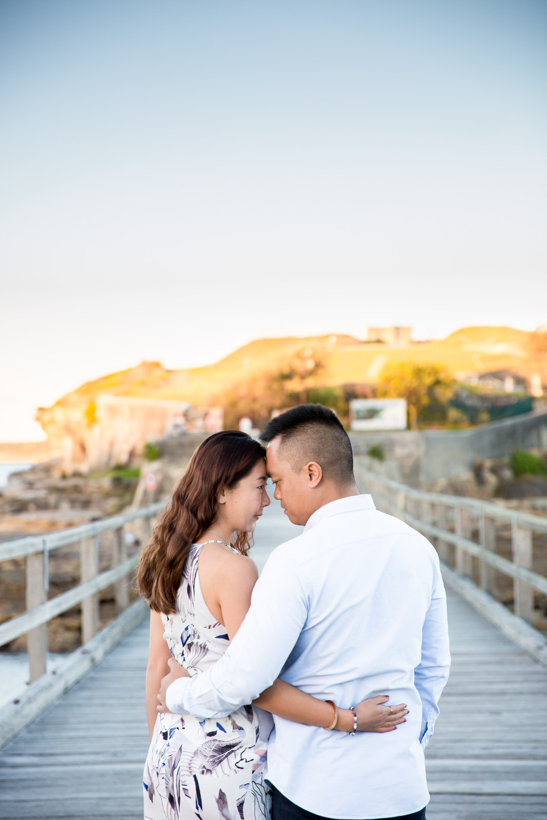 Sydney Engagement Pre-Wedding Photography Session - Jennifer Lam Photography - La Perouse (8).jpg