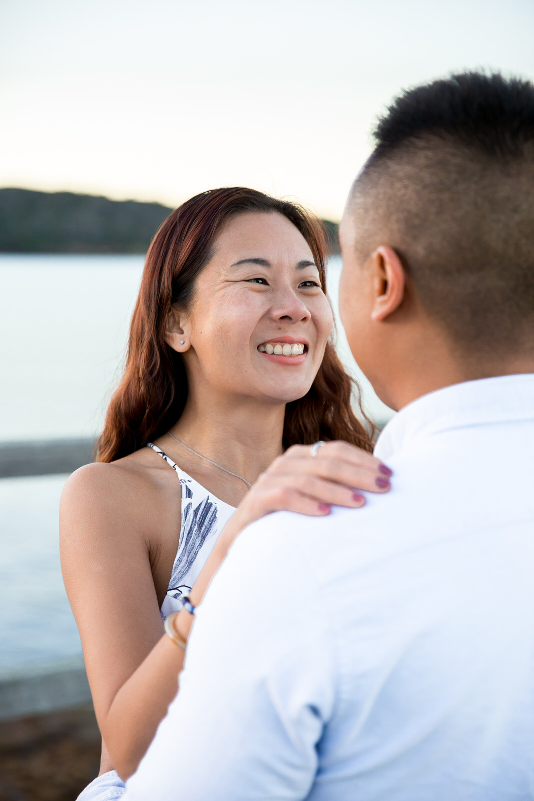 Sydney Engagement Pre-Wedding Photography Session - Jennifer Lam Photography - La Perouse (9).jpg