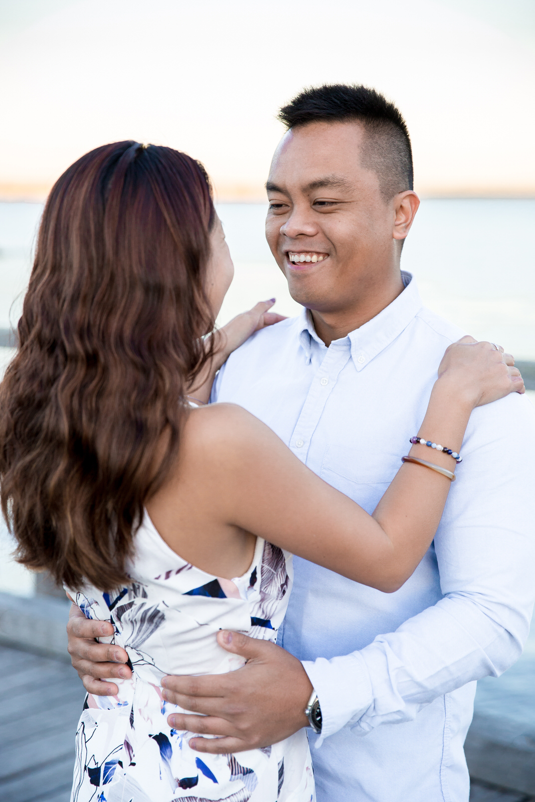 Sydney Engagement Pre-Wedding Photography Session - Jennifer Lam Photography - La Perouse (10).jpg