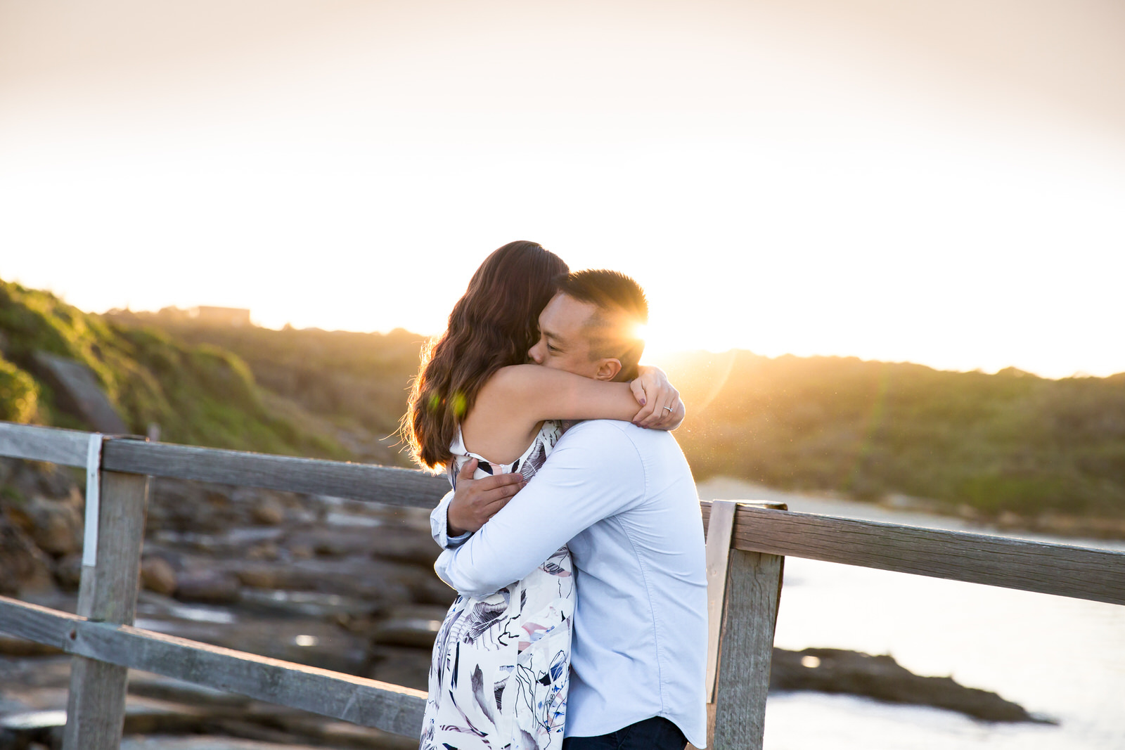 Sydney Engagement Pre-Wedding Photography Session - Jennifer Lam Photography - La Perouse (12).jpg