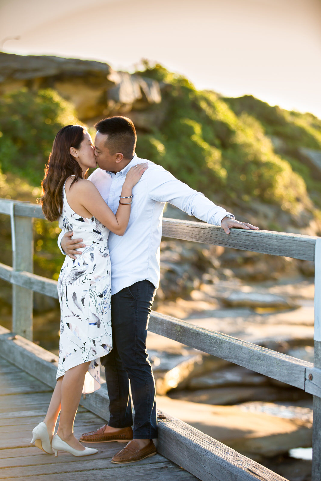 Sydney Engagement Pre-Wedding Photography Session - Jennifer Lam Photography - La Perouse (15).jpg