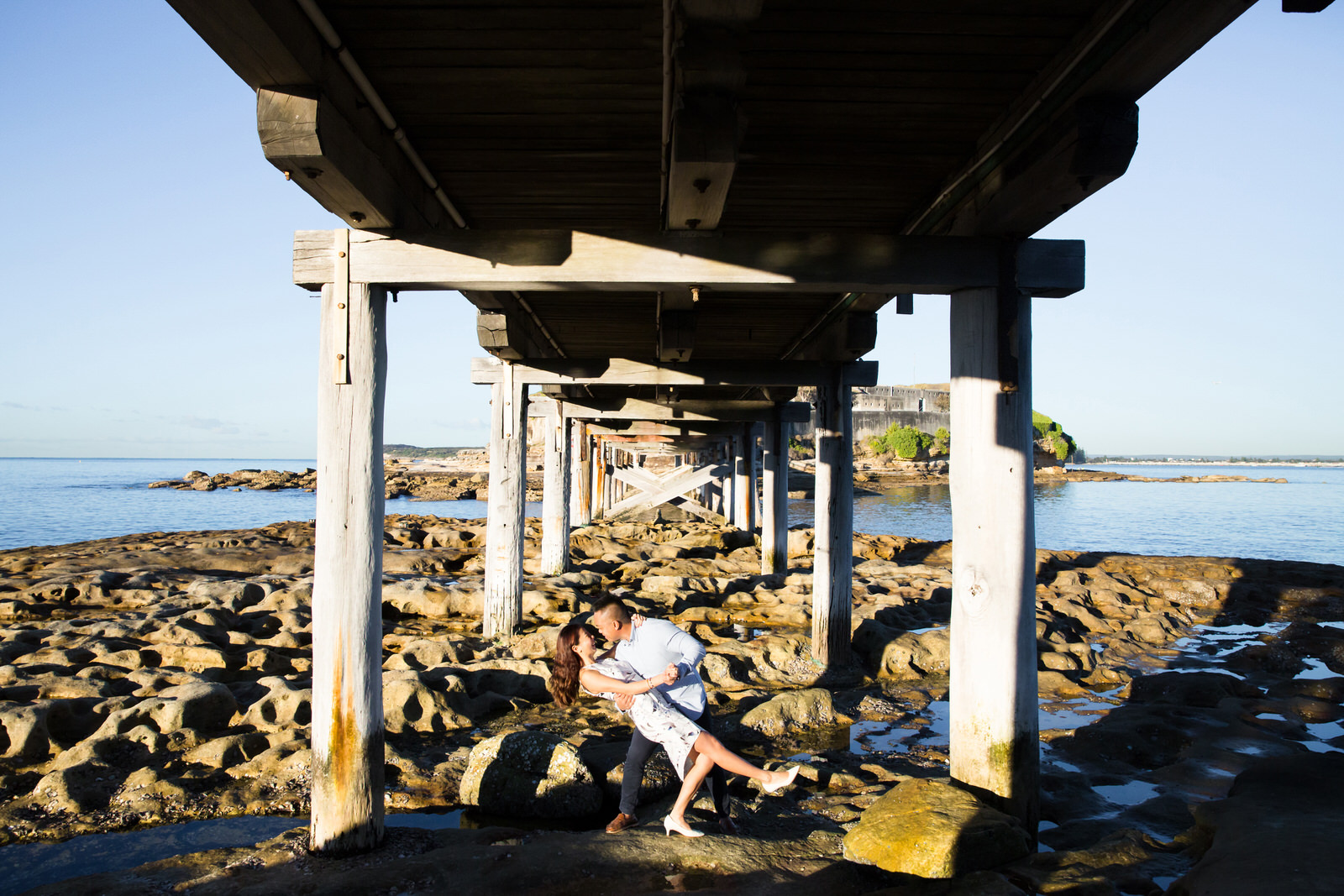 Sydney Engagement Pre-Wedding Photography Session - Jennifer Lam Photography - La Perouse (17).jpg
