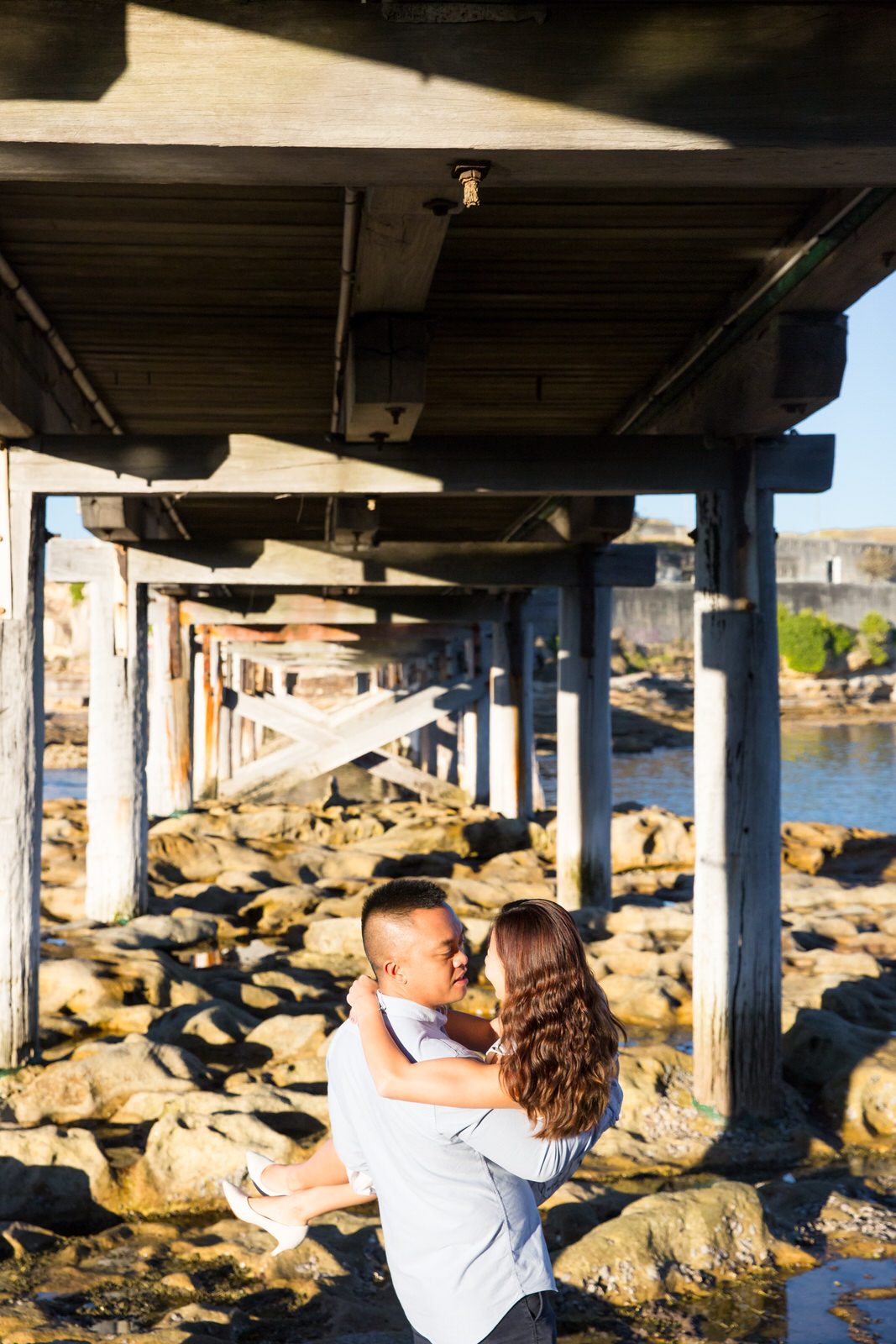 Sydney Engagement Pre-Wedding Photography Session - Jennifer Lam Photography - La Perouse (18).jpg