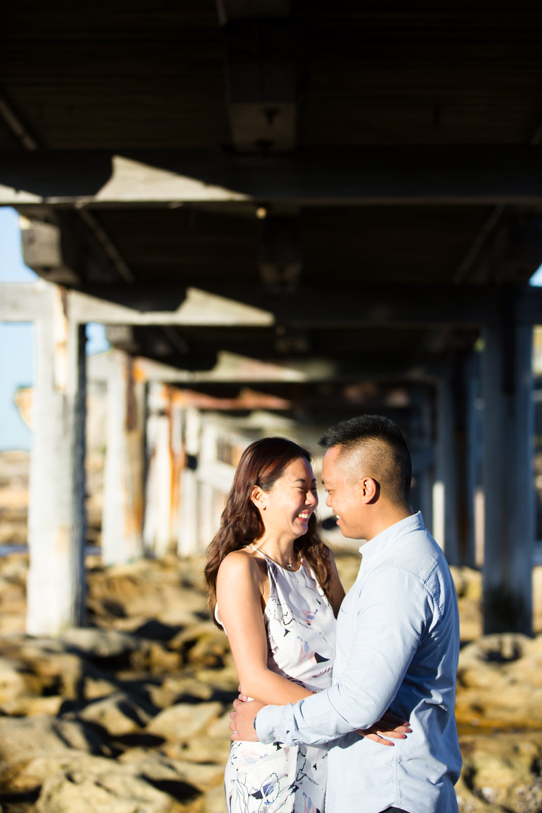Sydney Engagement Pre-Wedding Photography Session - Jennifer Lam Photography - La Perouse (24).jpg