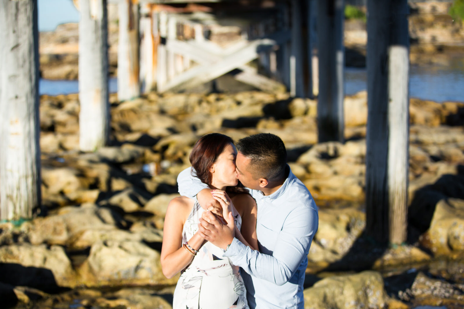 Sydney Engagement Pre-Wedding Photography Session - Jennifer Lam Photography - La Perouse (26).jpg