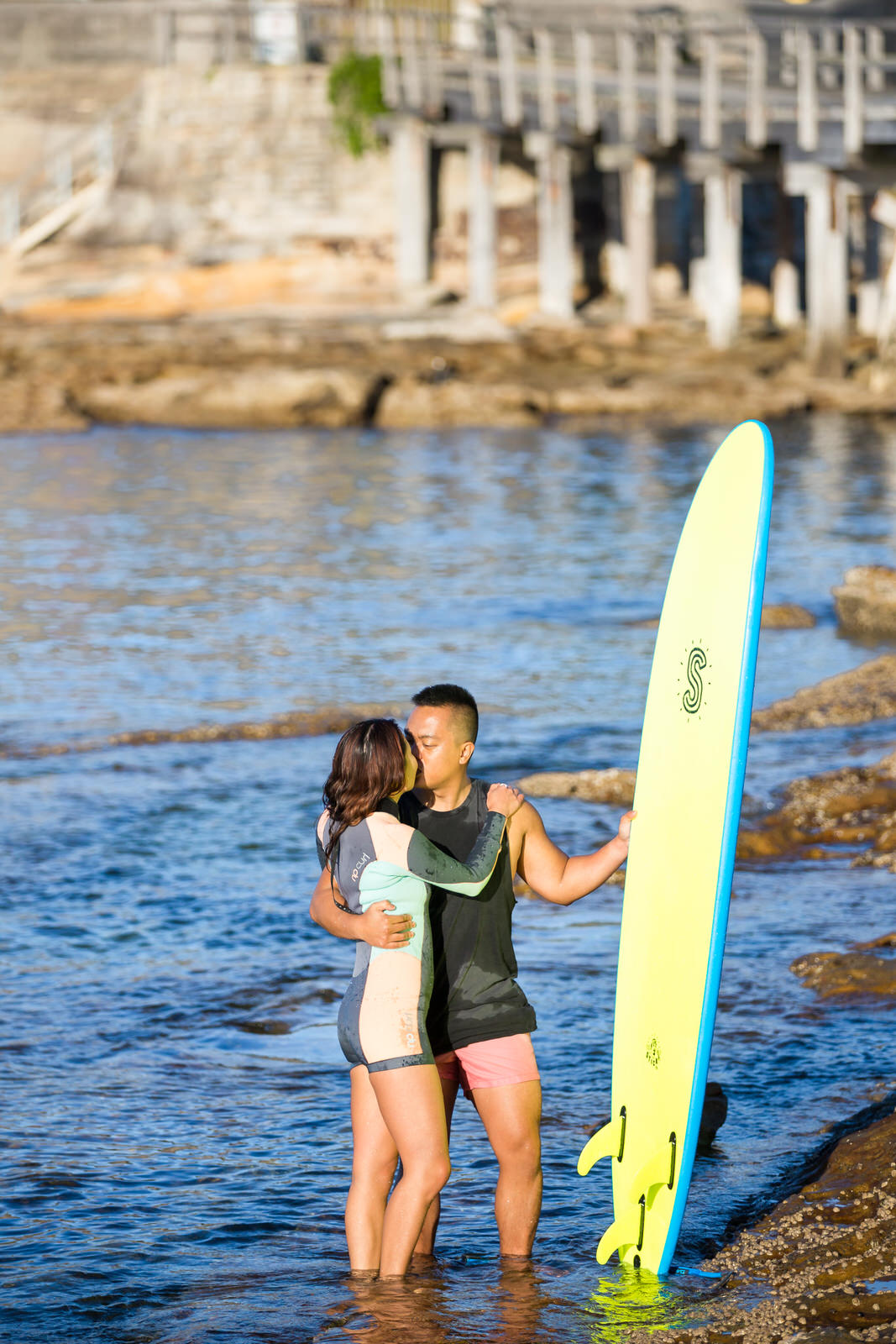 Sydney Engagement Pre-Wedding Photography Session - Jennifer Lam Photography - La Perouse (38).jpg