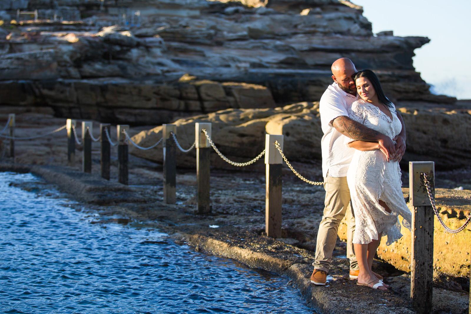 Sydney Wedding Photographer - Maroubra Beach - Jennifer Lam Photography (16).jpg