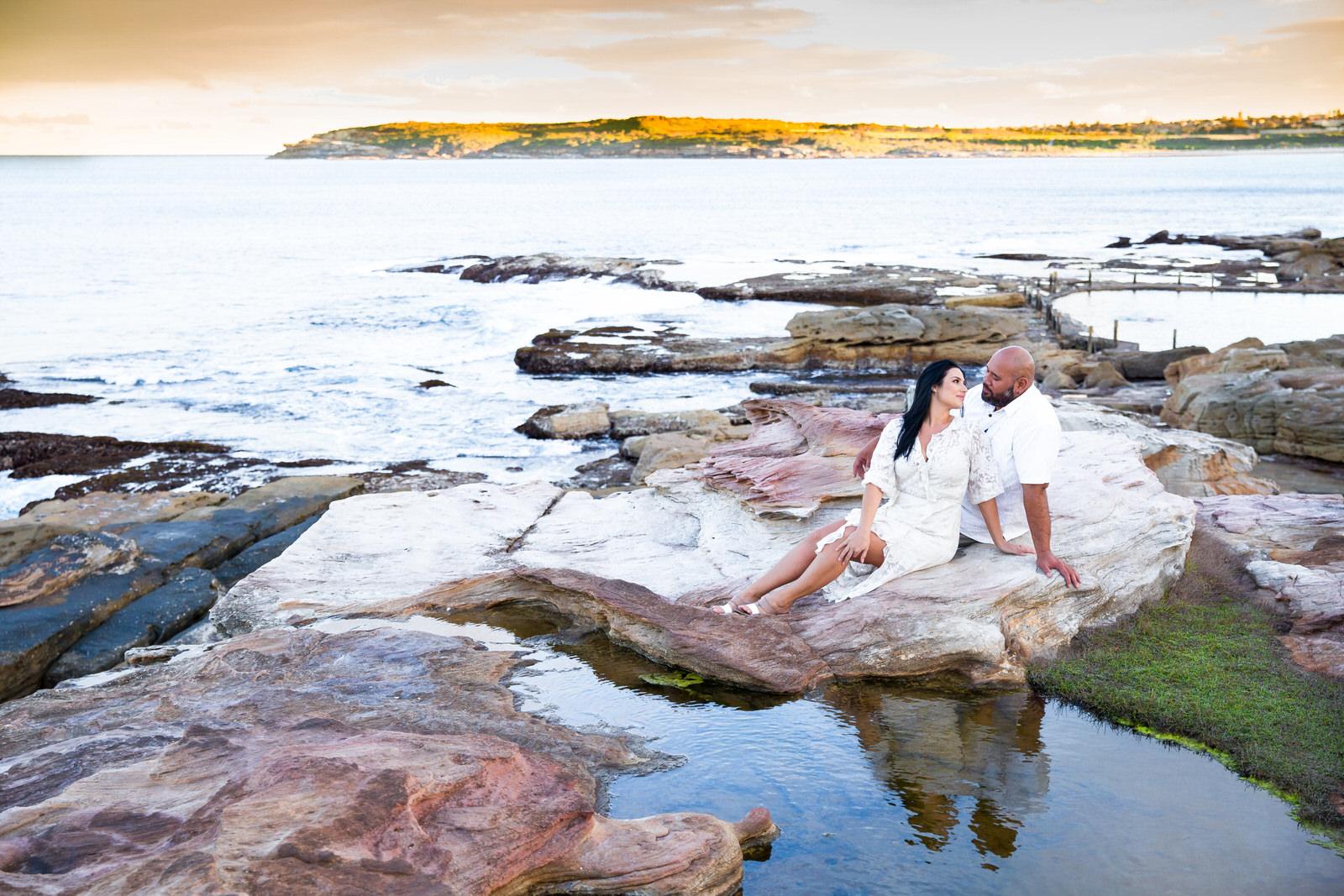 Pre-Wedding Photoshoot - Sydney Wedding Photographer - Jennifer Lam Photography