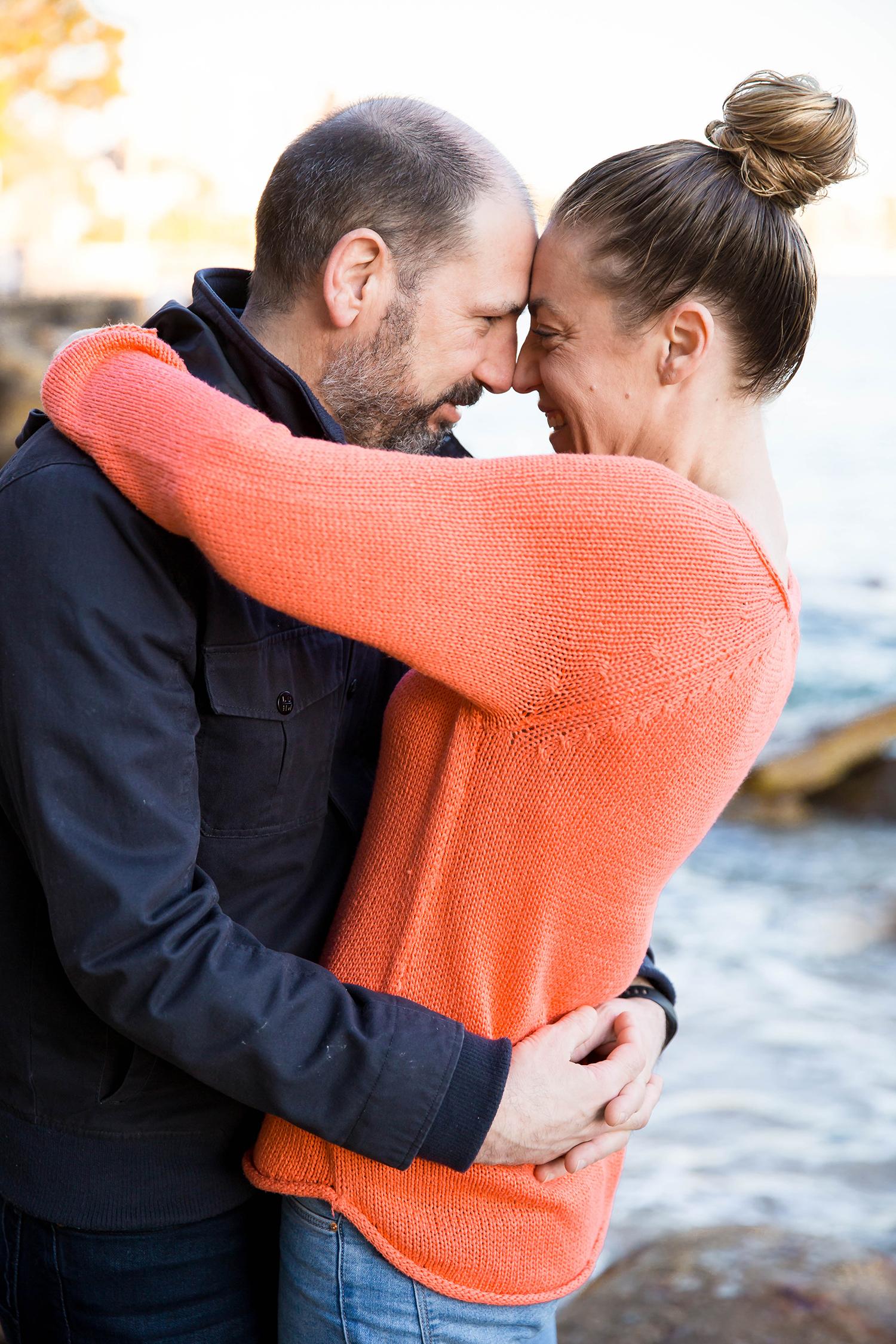 Sydney Pre-Wedding Photo Session - Shelly Beach Manly - Jennifer Lam Photography (1).jpg
