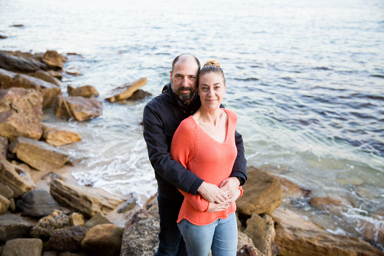 Sydney Pre-Wedding Photo Session - Shelly Beach Manly - Jennifer Lam Photography (5).jpg