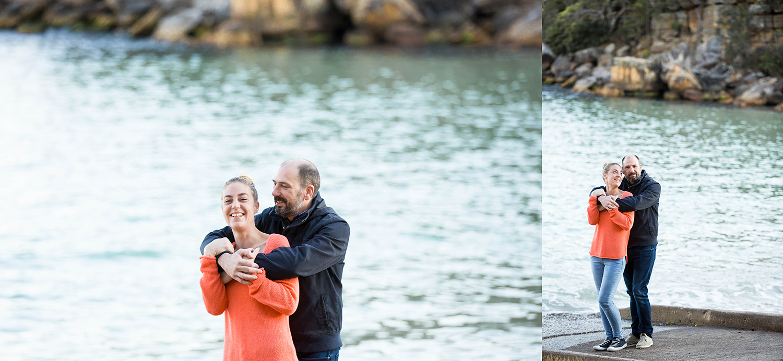Sydney Pre-Wedding Photo Session - Shelly Beach Manly - Jennifer Lam Photography (6).jpg