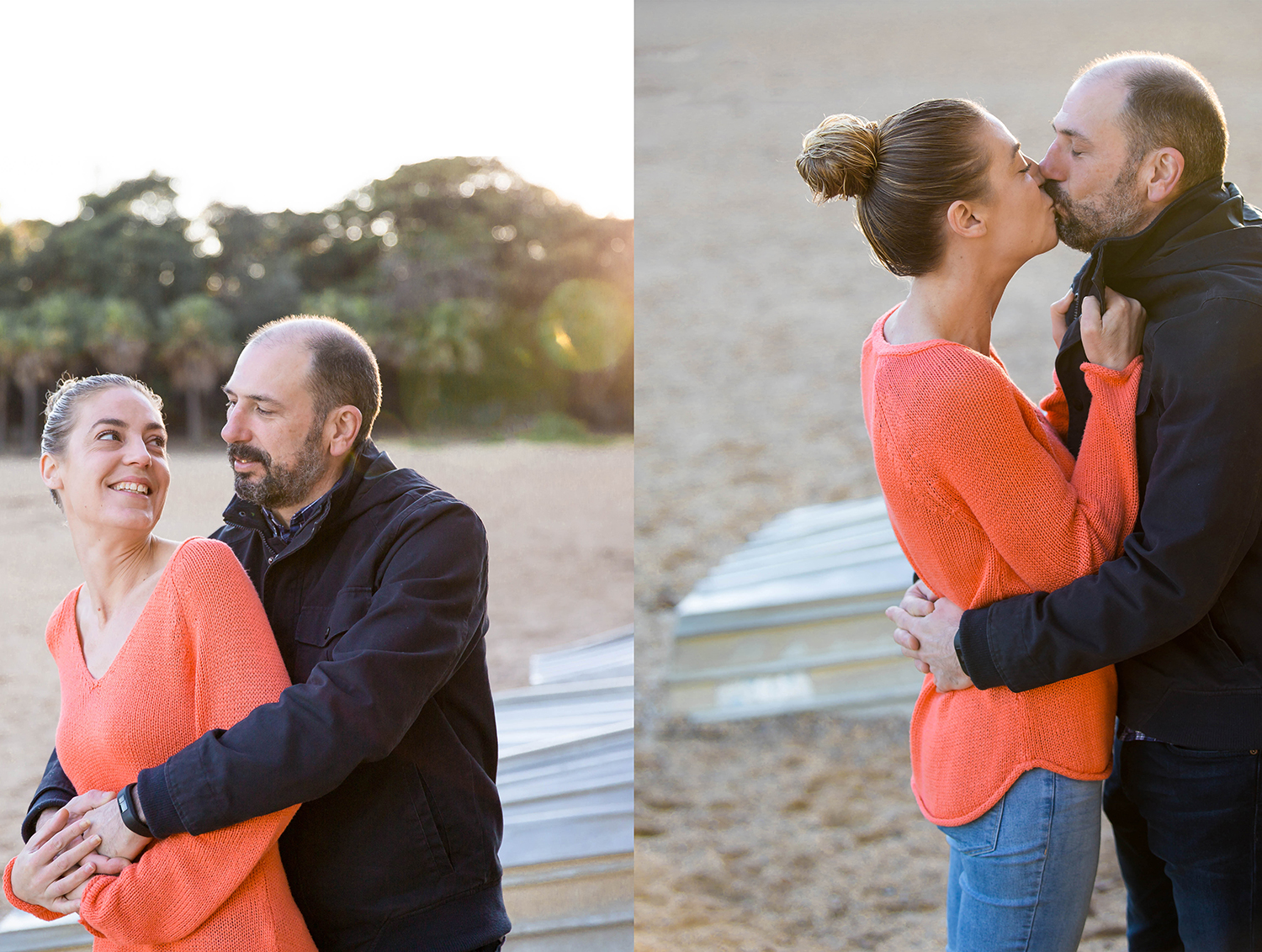 Sydney Pre-Wedding Photo Session - Shelly Beach Manly - Jennifer Lam Photography (14).jpg