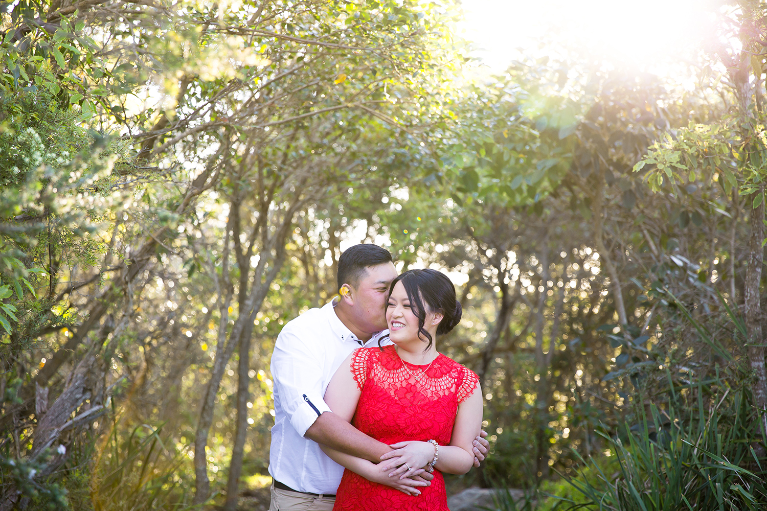 Shelly Beach Manly Pre-Wedding Engagement Session - jennifer Lam Photography (2).jpg