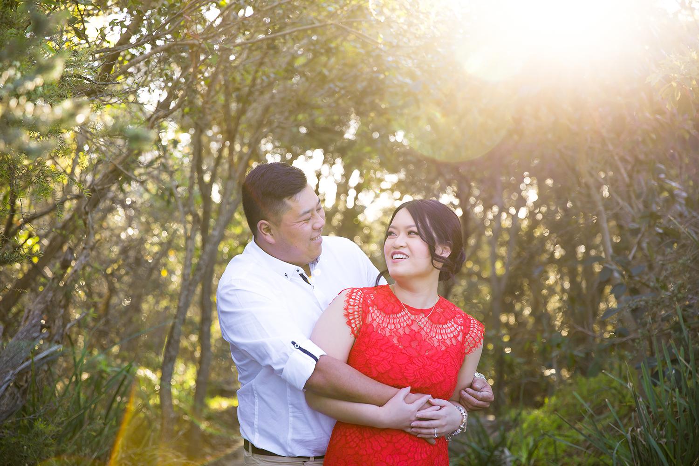 Shelly Beach Manly Pre-Wedding Engagement Session - jennifer Lam Photography (1).jpg
