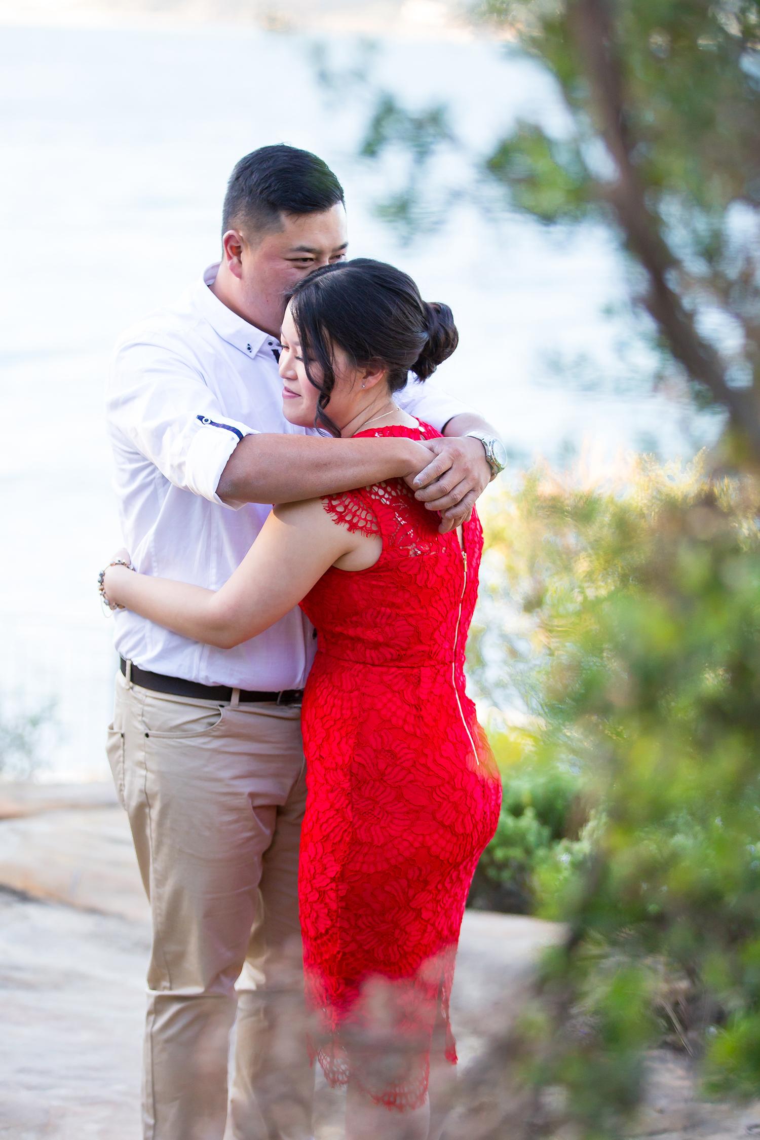 Shelly Beach Manly Pre-Wedding Engagement Session - jennifer Lam Photography (9).jpg
