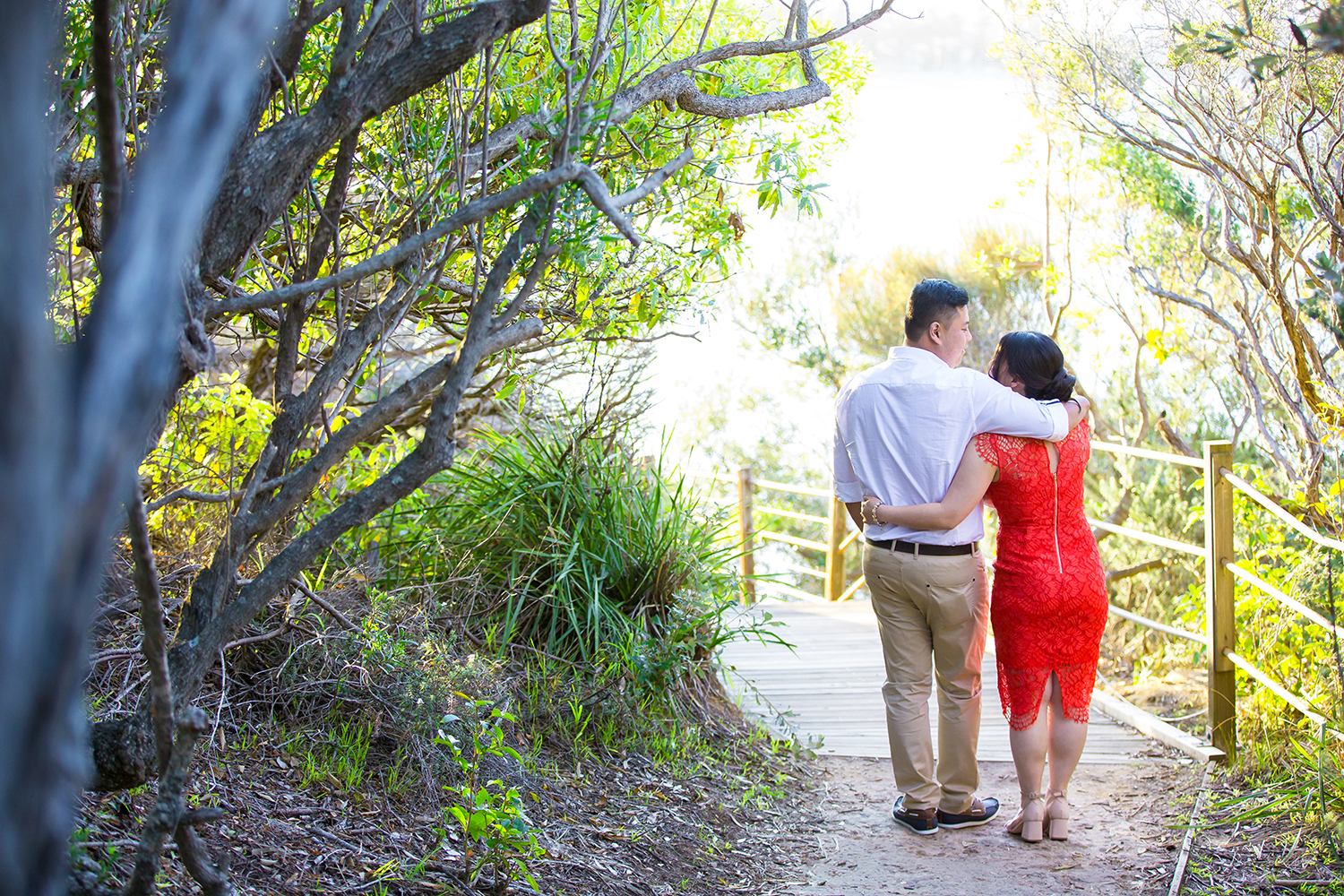 Shelly Beach Manly Pre-Wedding Engagement Session - jennifer Lam Photography (15).jpg
