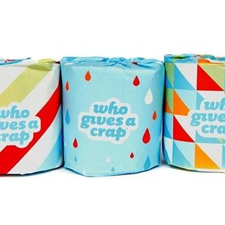 Just ordered my TP from @whogivesacraptp 100% recycled and 50% of profits go to building toilets in developing countries.  What a great cause! #toilet #trees #recycled #zerocarbon #sustainability #charity #streetcoolers #ecofriendly #greencities #green #greenliving