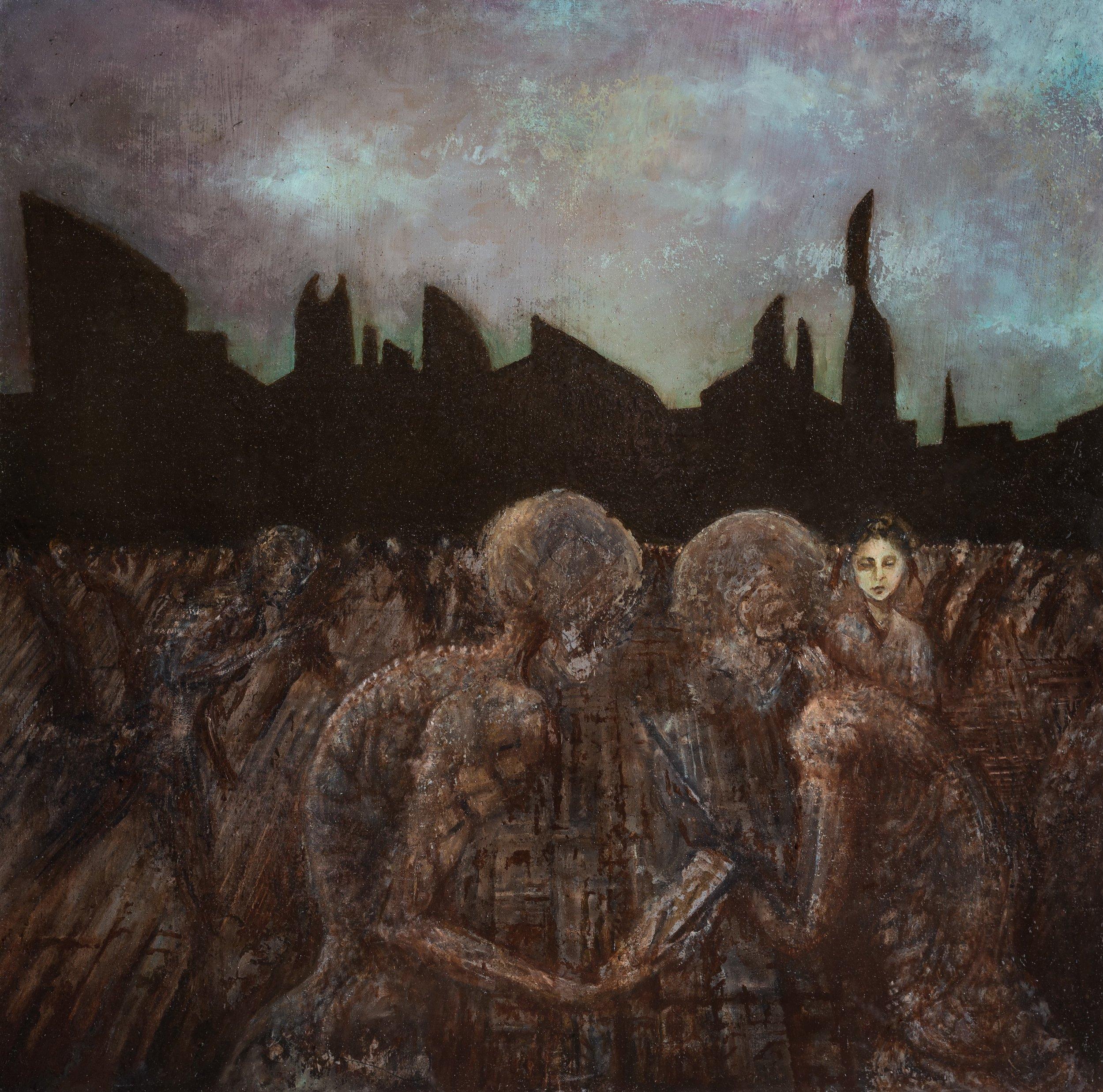 Artwork by Kenneth Lien