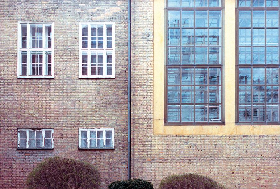 ZAR (Zentrum für ambulante Rehabilitation) und das Stadtbad Mitte.