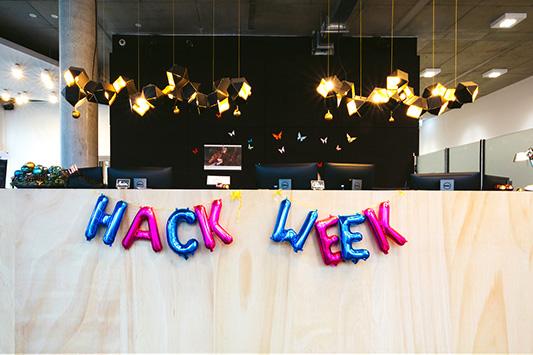 12 2018 - Zalando's Hack Week 2018