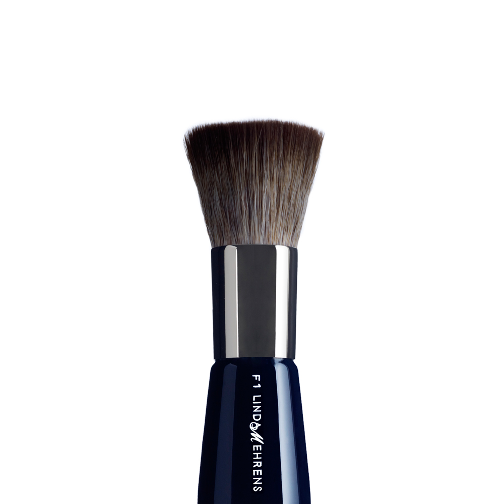 CREAM & POWDER FOUNDATION BRUSH
