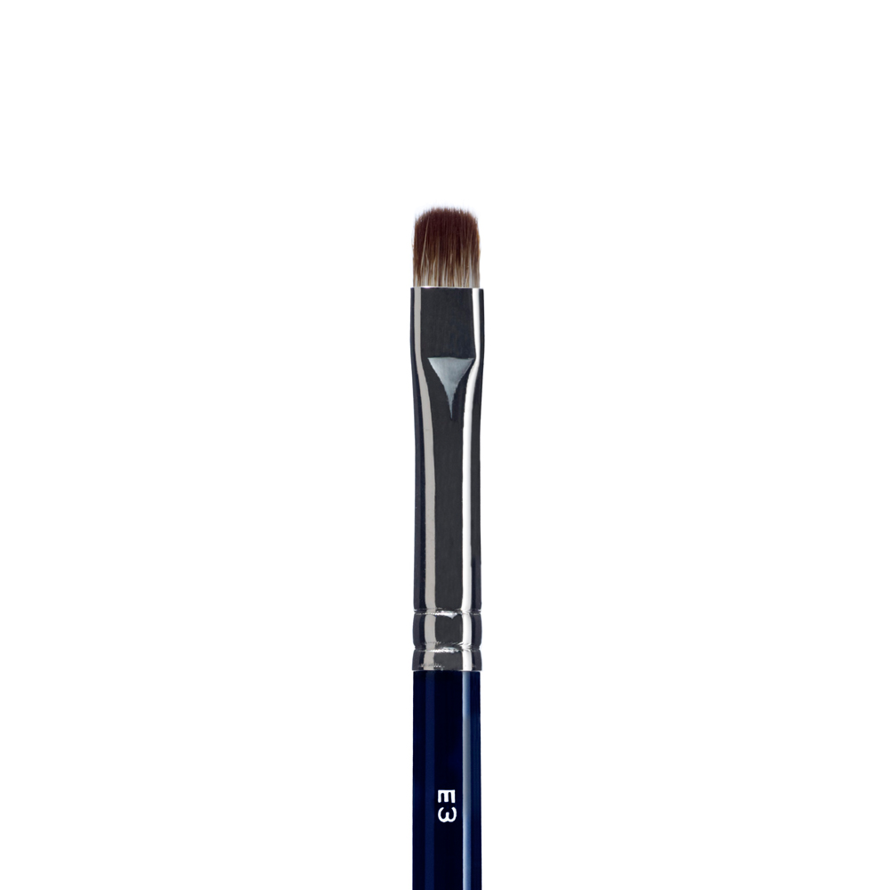 SMALL CREAM & POWDER EYE SHADOW/CONCEALER BRUSH