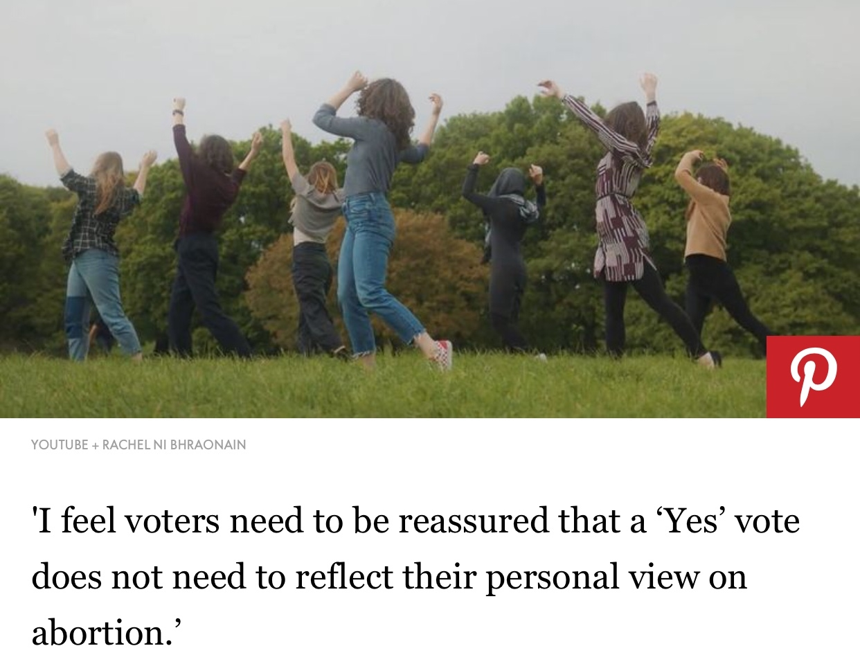 ELLE.COM   https://www.elle.com/uk/life-and-culture/a20869421/why-you-should-vote-yes-in-the-irish-referendum-on-friday/