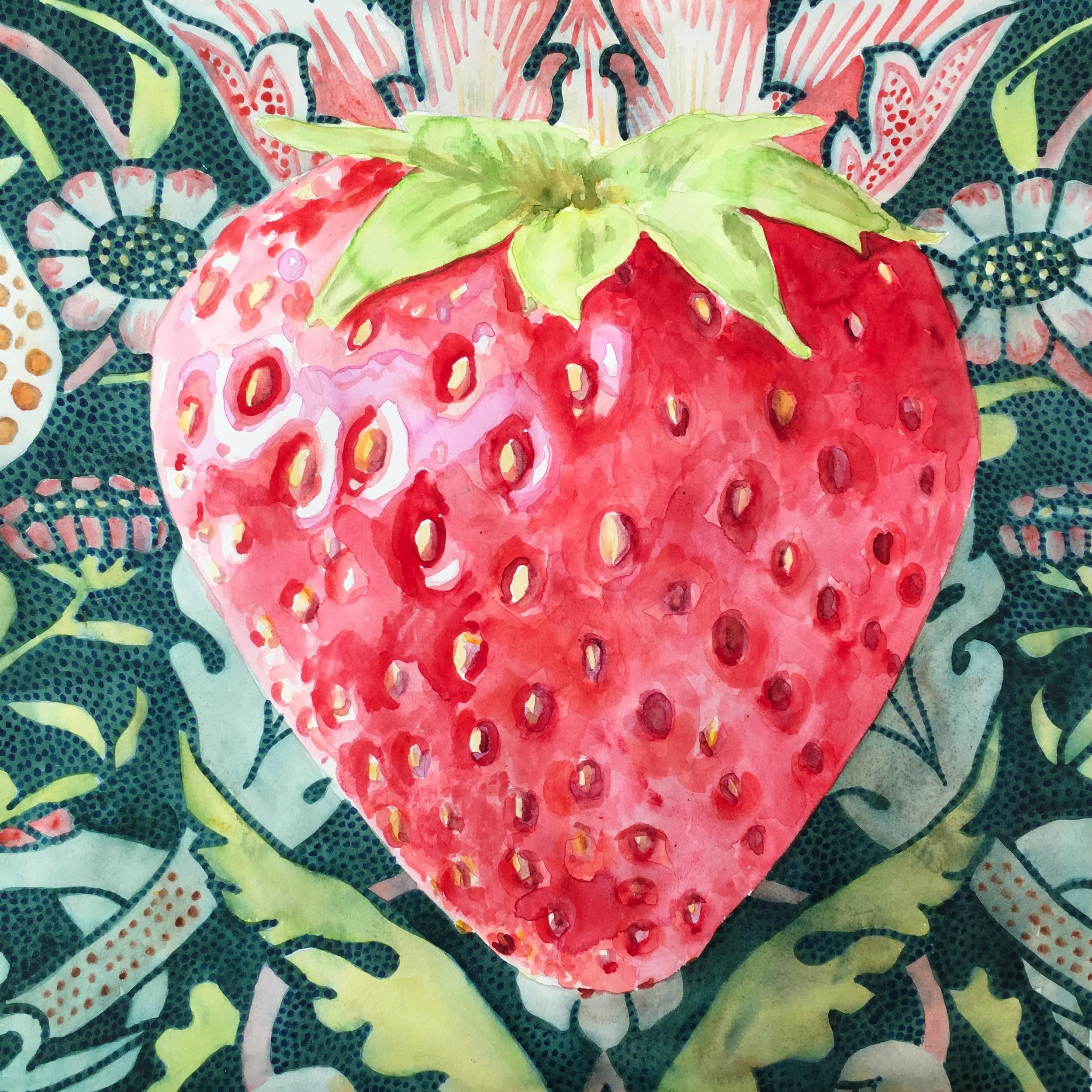 Strawberry Thief II