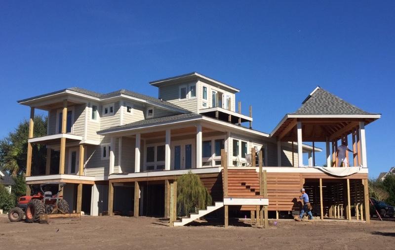 Schmidt Custom Builders Inlet View