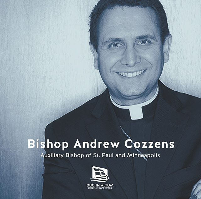 We are so excited to introduce you to our 2019 speakers!  Meet Bishop Cozzens. A native of Denver, Bishop Cozzens is the youngest of three children. He graduated from Benedictine College in Atchison, Kansas, where he experienced a deepening of the faith through the Catholic Charismatic Renewal. During a period of discernment after college, Bishop Cozzens served as a traveling missionary to young people around the country with Twin Cities-based NET Ministries. He then joined the Companions of Christ in Saint Paul and worked for Saint Paul's Outreach leading college Bible study groups.