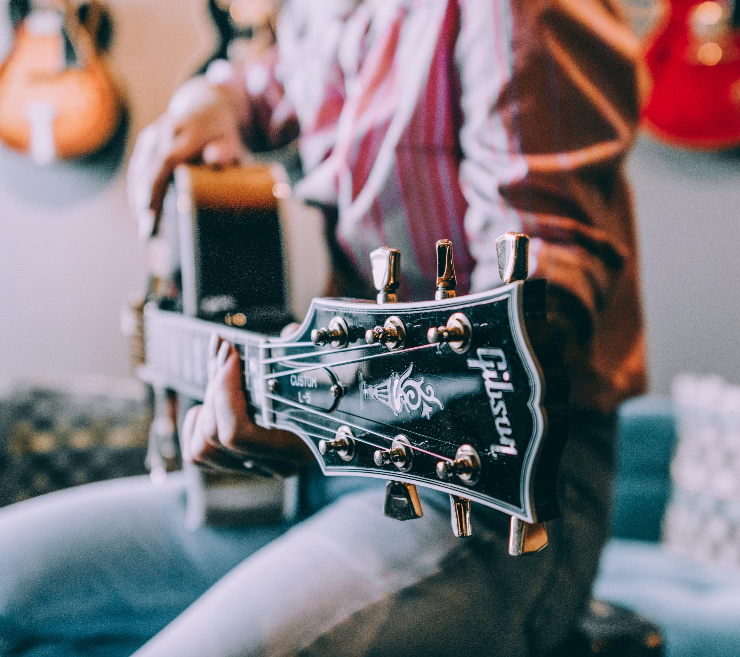 Gibson Guitars, Amsterdam