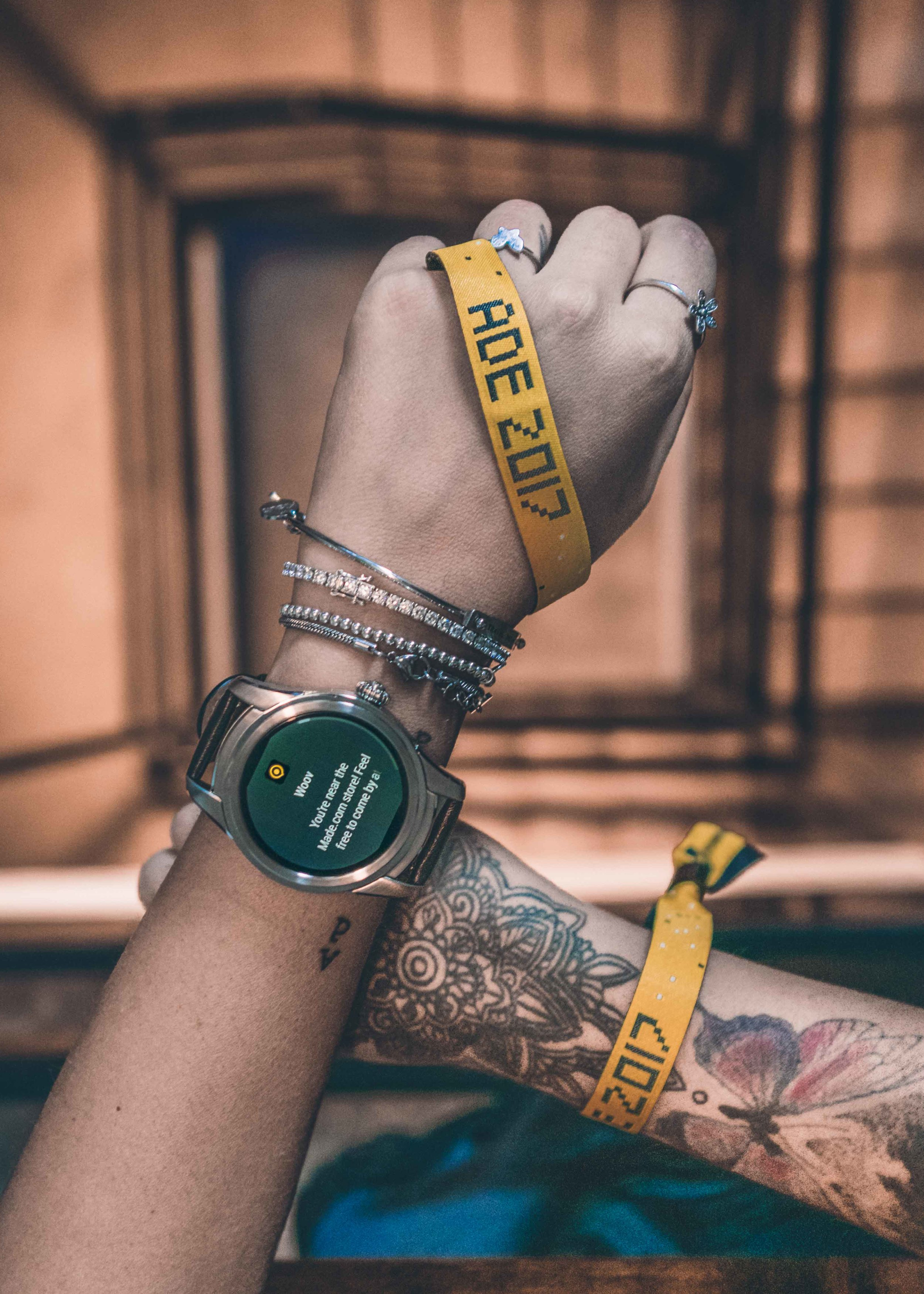 Mont Blanc Watches and ADE, Amsterdam
