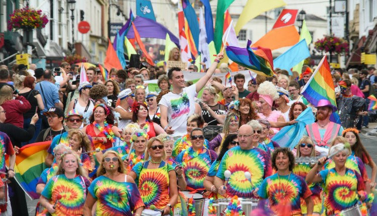 Isle of Wight Pride Parade