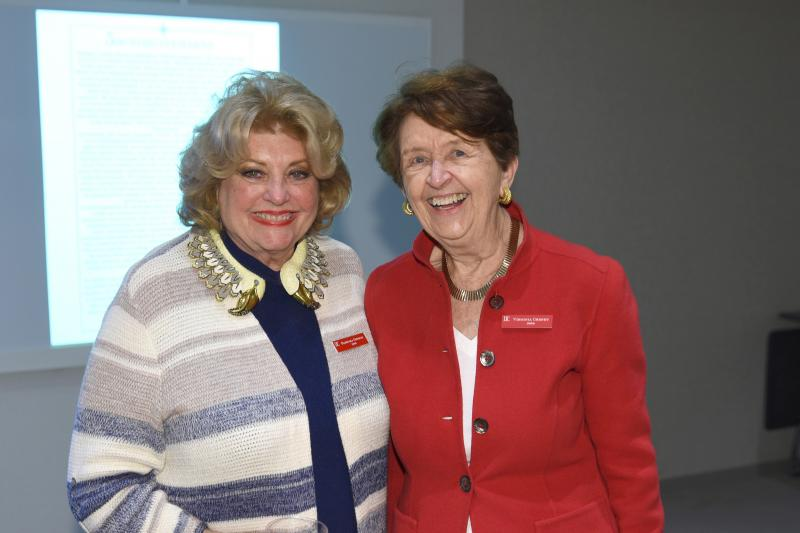 anniewatt_84316 Barbara Ostrom, Virginia Cheney.jpg