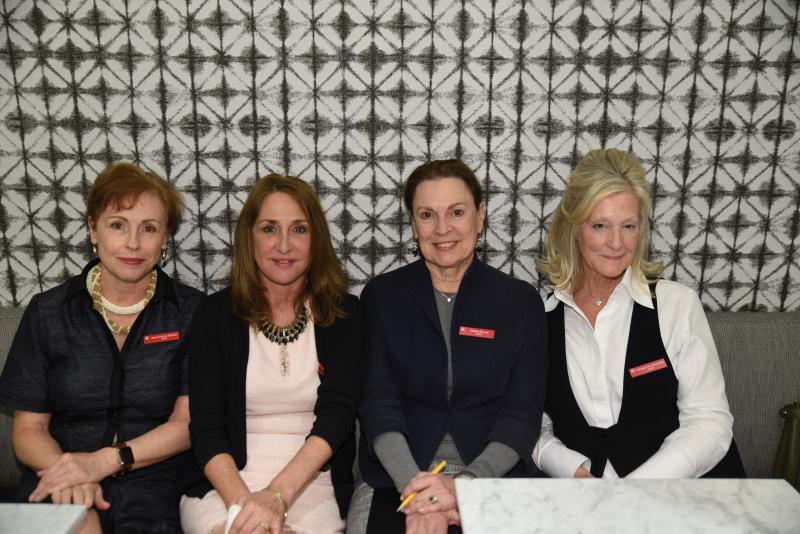 anniewatt_84320 Joan Gould Dineen, Pamela Durante, Deborah Blair, Charlotte Barnes.jpg