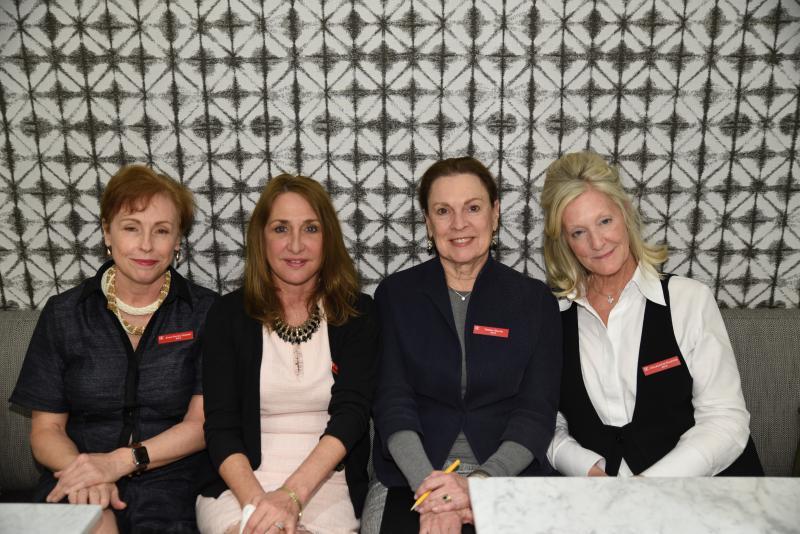anniewatt_84321 Joan Gould Dineen, Pamela Durante, Deborah Blair, Charlotte Barnes.jpg