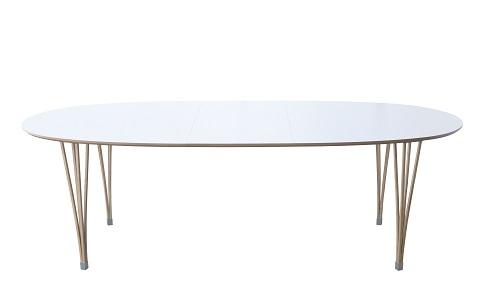 Elna matbord med 1st ilägg, Laminat med Ekben.500.jpg