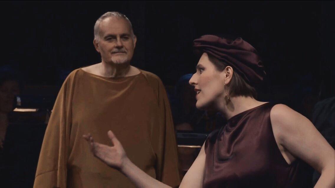 Costumes Patricia Hofstede - Atelier Paradis | Monteverdi Choir & Orchestra's - Ullise