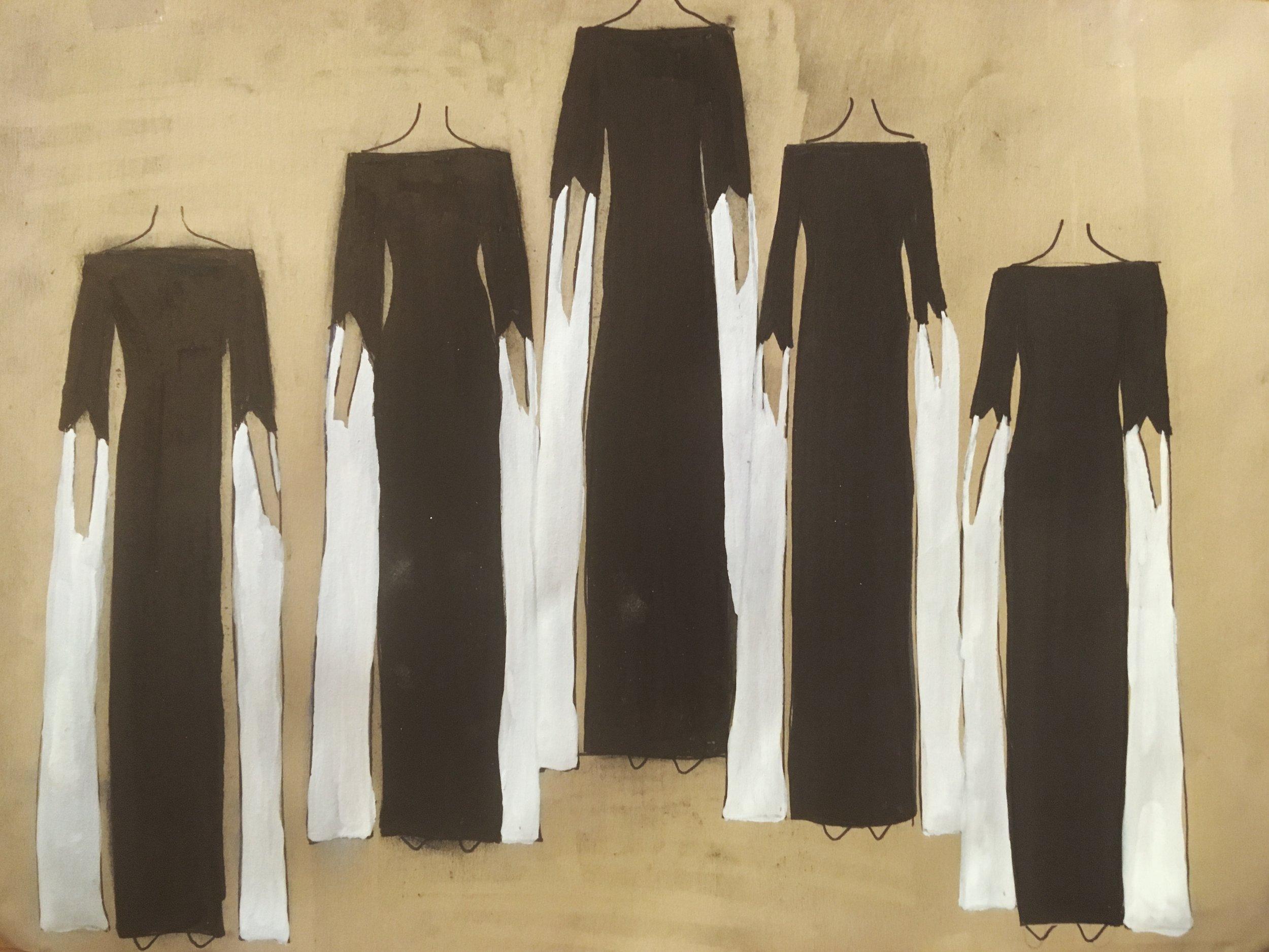 Costume design Patricia Hofstede