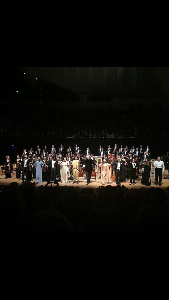 Costume design Patricia Hofstede - John Eliot Gardiner - Monteverdi Choir & Orchestras