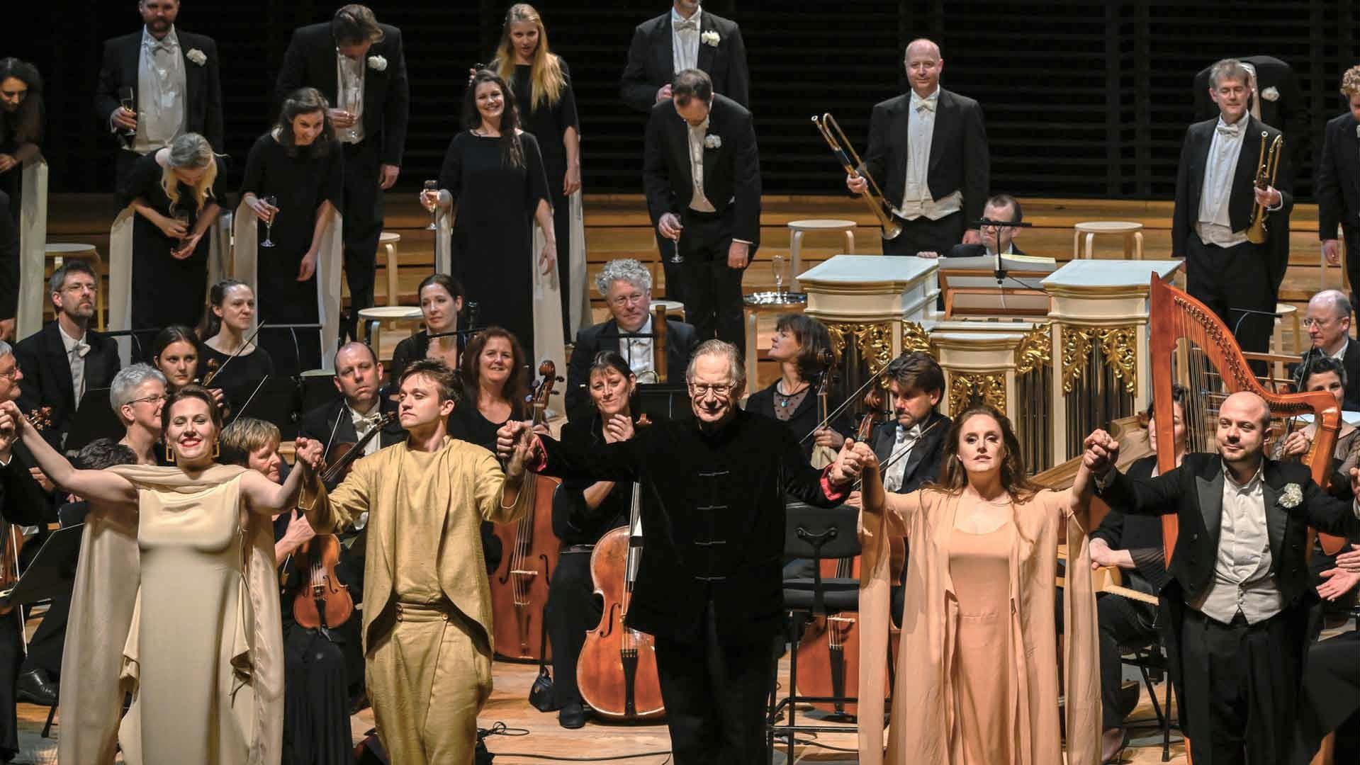Semele Philharmonie de Paris. Costume design Patricia Hofstede